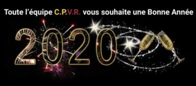 Une Bonne et Heureuse Année 2020 à tous et à toutes !!